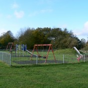 Children's Playground in Stubbins Lane